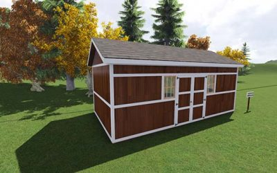 Cost of Building A Shed