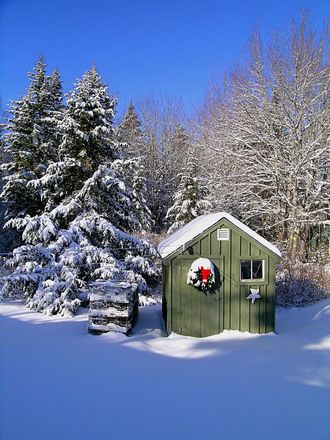 winter-wonderland-shed