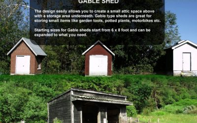 How to Pick the Right Shed Plan [infographic]