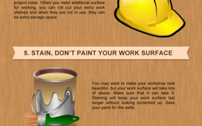 Build Your Shed Into The Perfect Workshop [infographic]