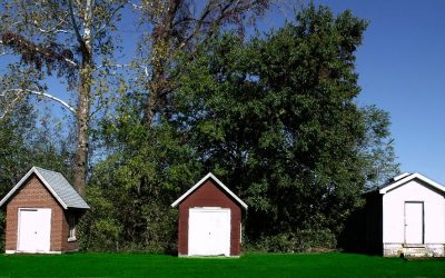 Gable or Gambrel Shed  – Which One Suits You?