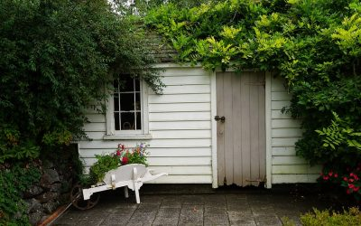 Picking the Right Spot for Your Shed