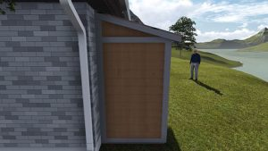 4x12 Lean To Shed Plan 2