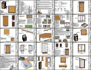sample shed plan DIY-PLANS